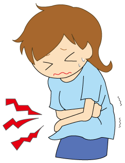 その痛み、子宮内膜症