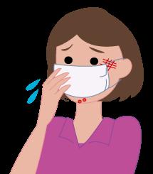 マスク皮膚炎★漢方薬の厚生堂