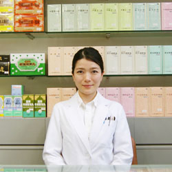 鍼灸・漢方アドバイザー:岡田智子